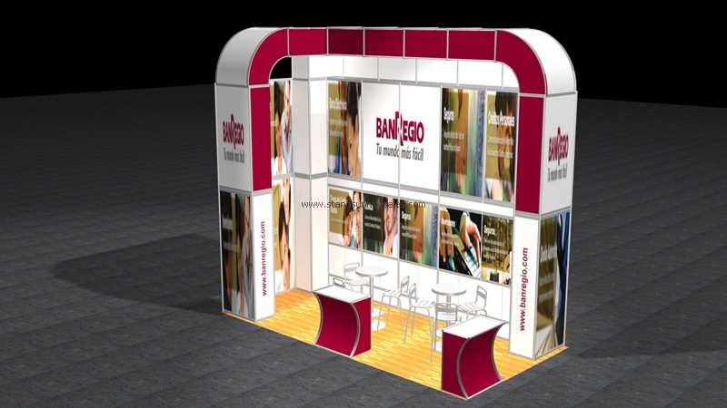 Expo Stands For What : Stands para expos de sistema octanorm │stands universales
